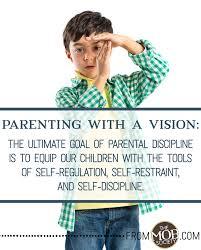 RAISING SELF-DISCIPLINED CHILDREN
